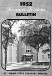 Summer Course Catalog [1952]