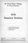 Summer Course Catalog [1958]
