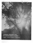 Summer Course Catalog [1973]