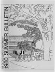 Summer Course Catalog [1980]