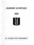 Summer Course Catalog [1983]