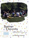 Summer Course Catalog [1987]
