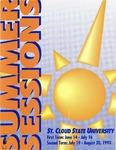 Summer Course Catalog [1993]