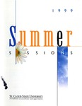 Summer Course Catalog [1999] by St. Cloud State University