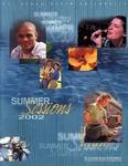 Summer Course Catalog [2002]