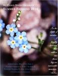 Summer Course Catalog [2010]