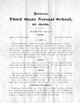 Undergraduate Course Catalog [1869/70]