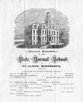 Undergraduate Course Catalog [1875/76]