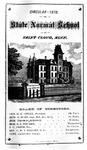 Undergraduate Course Catalog [1876/77]