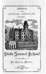 Undergraduate Course Catalog [1878/79]