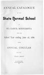 Undergraduate Course Catalog [1886/87]