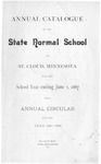 Undergraduate Course Catalog [1887/88]