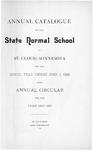 Undergraduate Course Catalog [1888/89]