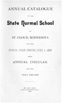 Undergraduate Course Catalog [1889/90]