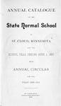 Undergraduate Course Catalog [1890/91]