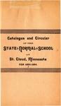 Undergraduate Course Catalog [1893/94]