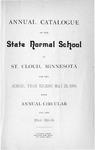 Undergraduate Course Catalog [1894/95]