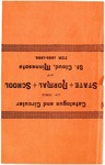 Undergraduate Course Catalog [1895/96]