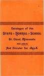 Undergraduate Course Catalog [1897/98]