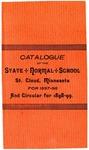 Undergraduate Course Catalog [1898/99]