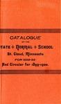 Undergraduate Course Catalog [1899/1900]