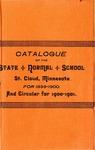 Undergraduate Course Catalog [1900/01]