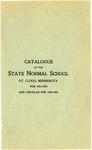 Undergraduate Course Catalog [1902/03]