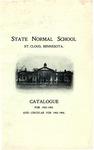 Undergraduate Course Catalog [1903/04]