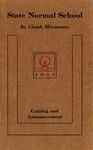 Undergraduate Course Catalog [1907/08]