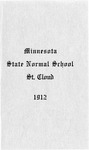 Undergraduate Course Catalog [1912/13]