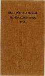 Undergraduate Course Catalog [1915/16]