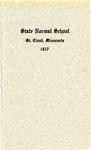 Undergraduate Course Catalog [1917/18]