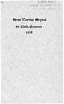 Undergraduate Course Catalog [1918/19]