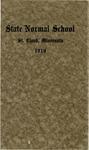 Undergraduate Course Catalog [1919/20]