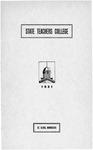 Undergraduate Course Catalog [1931/32]