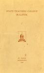 Undergraduate Course Catalog [1948/49]