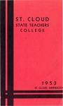Undergraduate Course Catalog [1953/54]