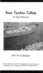 Undergraduate Course Catalog [1957/59]