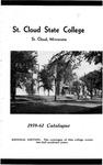 Undergraduate Course Catalog [1959/60]