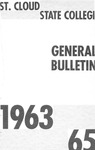 Undergraduate Course Catalog [1963/645]