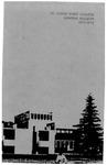 Undergraduate Course Catalog [1971/72]