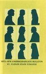 Undergraduate Course Catalog [1975/76]