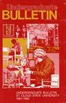 Undergraduate Course Catalog [1981/83]