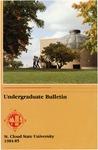 Undergraduate Course Catalog [1984/85]