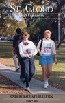 Undergraduate Course Catalog [1987/89]