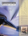 Undergraduate Course Catalog [2002/04]